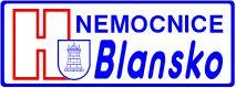 Logo nemocnice Blansko