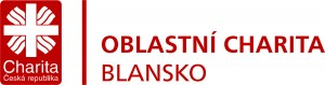 oblastní charita Blansko logo