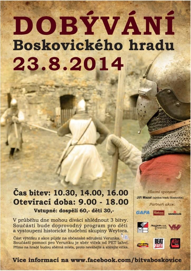 bitva Boskovice