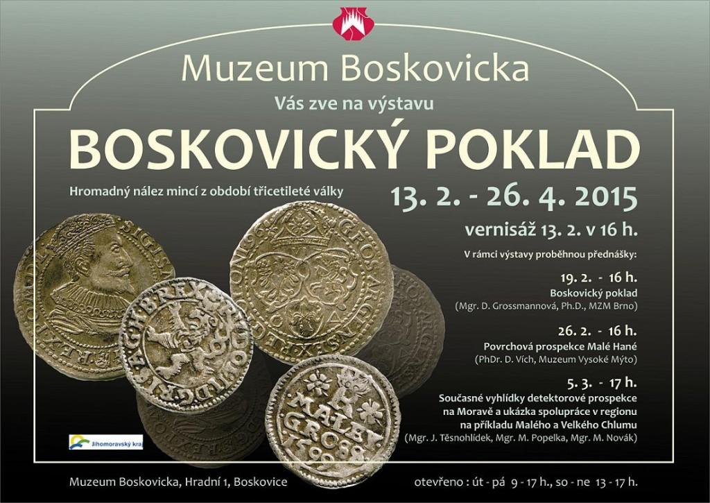 výstava Boskovický poklad