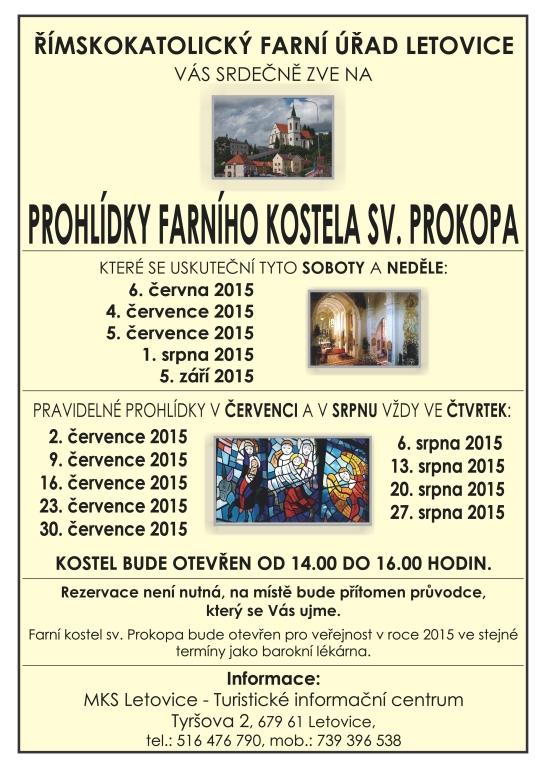 Plakát kostel