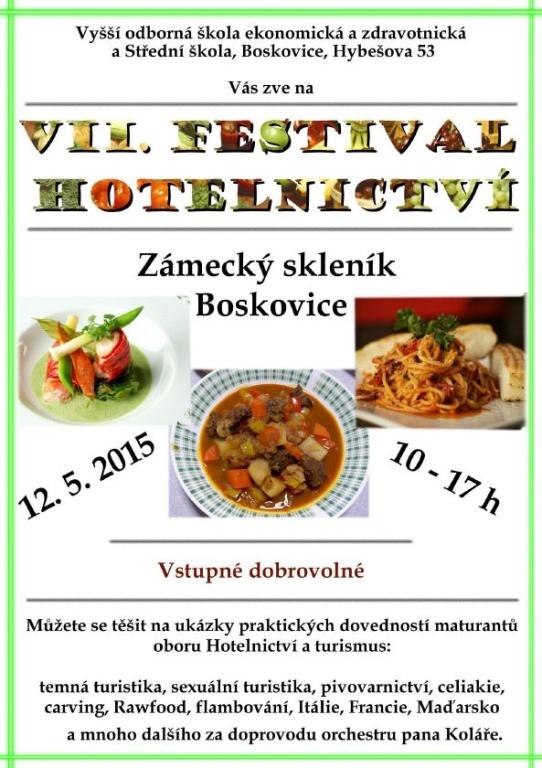 festival hotelnictvi