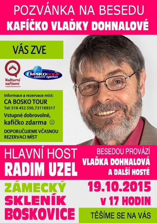 BOSKOVICE-KAFÍČKO VLAĎKY DOHNALOVÉ 19.10.2015