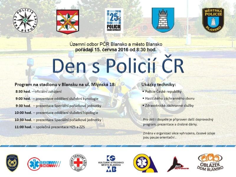 den s policii