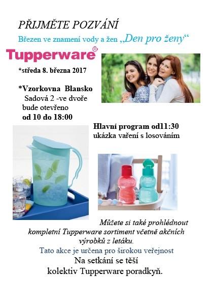 tupperware blansko
