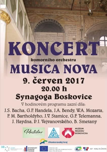 Koncert synagoga