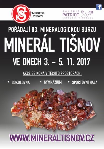 Plakát Minerál Tišnov