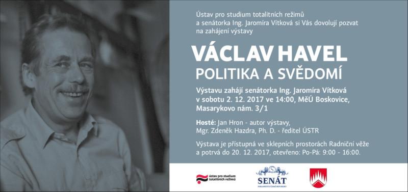 Václav Havel - výstava