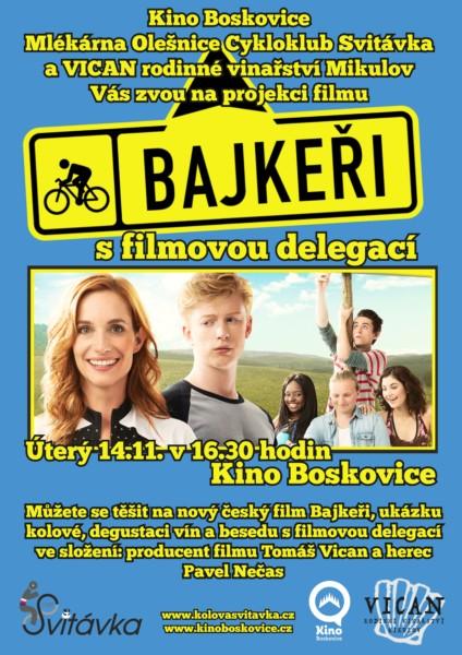 plakát Bajkeři
