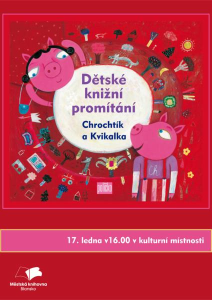 Chrochtík_plakát