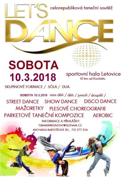 Let's dance 10.3. 2018